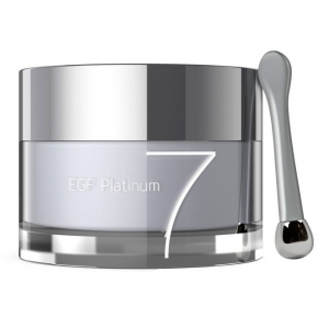 EGF Platinum 7 Rejuvenating Facial Cream by Nurse Jamie