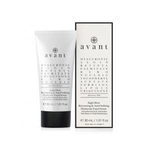 Eight-hour Retexturing & Anti-Oxidising Hyaluronic Facial Serum by Avant