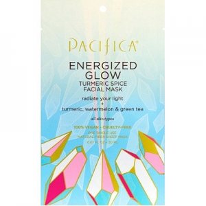 Energized Glow Turmeric Spice Facial Mask by Pacifica