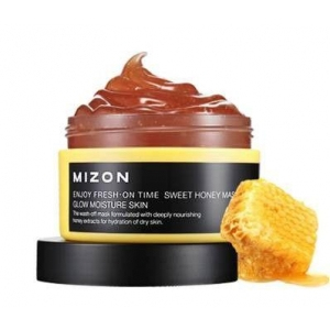 Enjoy Fresh-On Time Sweet Honey Mask by Mizon