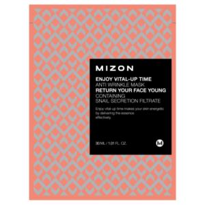 Enjoy Vital-Up Time Anti Wrinkle Mask by Mizon