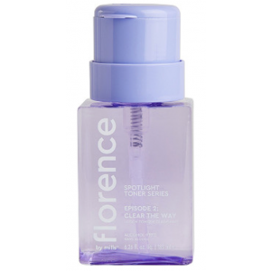 Episode 2 - Clear the Way Clarifying Toner by florence by mills