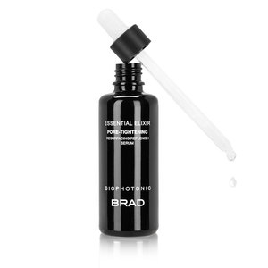 Essential Elixir Pore-Tightening Resurfacing Replenish Serum by BRAD Biophotonic Skin Care