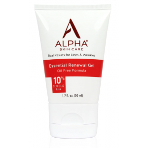 Essential Renewal Gel with 10% AHA by Alpha Skincare