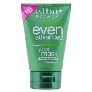 Even Advanced Deep Sea Facial Mask by Alba Botanica