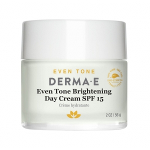 Even Tone Brightening Day Cream SPF 15 with Licorice Extract, Vitamins B3 & C by Derma E