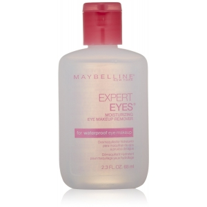 Expert Eyes Moisturizing Eye Makeup Remover for Waterproof Makeup by Maybelline