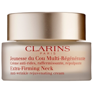 Extra-Firming Neck Anti-Wrinkle Rejuvenating Cream by Clarins