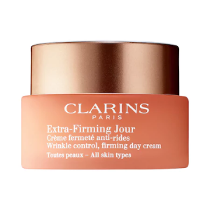 Extra-Firming Wrinkle Control Firming Day Cream, All Skin Types by Clarins