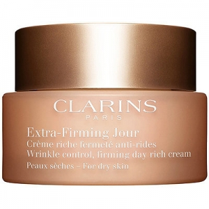 Extra-Firming Wrinkle Control Firming Day Rich Cream, Dry Skin by Clarins