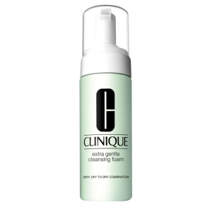 Extra Gentle Cleansing Foam, Very Dry to Dry Combination by Clinique