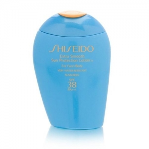 Extra Smooth Sun Protection Lotion for Face & Body SPF 38 PA+++ by Shiseido