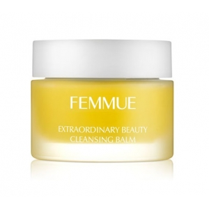 Extraordinary Beauty Cleansing Balm by Femmue