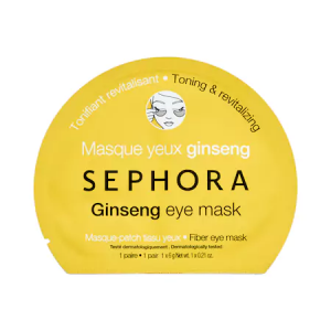 Eye Mask - Ginseng - Toning & Revitalizing by Sephora Collection