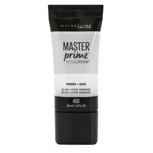 FaceStudio Master Prime Blur + Pore Minimize Primer by Maybelline New York