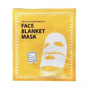 Face Blanket Mask by Eco Your Skin