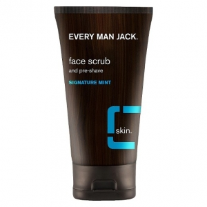 Face Scrub and Pre-Shave, Signature Mint by Every Man Jack