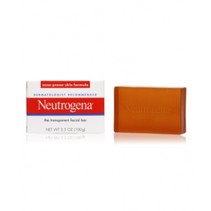 Facial Cleansing Bar for Acne-Prone Skin by Neutrogena