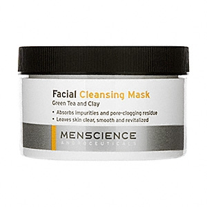 Facial Cleansing Mask by MenScience Androceuticals