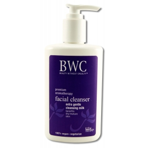 Facial Cleansing Milk, Extra Gentle by Beauty Without Cruelty