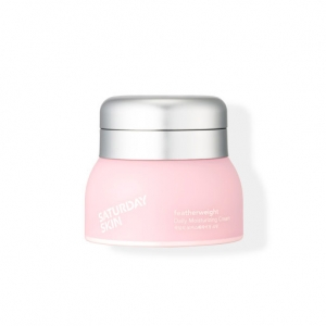 Featherweight Daily Moisturizing Cream by Saturday Skin