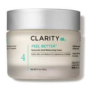 Feel Better Hyaluronic Acid Moisturizing Cream by ClarityRx