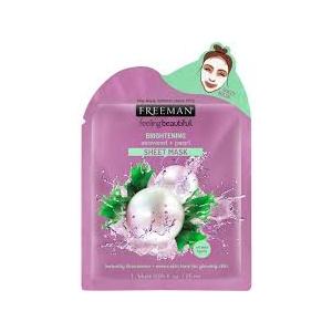 Feeling Beautiful Brightening Seaweed + Pearl Sheet Mask by Freeman Beauty