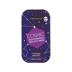 Feeling Beautiful Hydrating Amethyst Cosmic Holographic Peel-Off Mask by Freeman Beauty