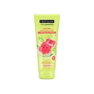 Feeling Beautiful Soothing Watermelon + Aloe Cooling Gel Mask by Freeman Beauty