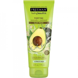 Feeling Beautiful Purifying Avocado + Oatmeal Clay Mask by Freeman Beauty
