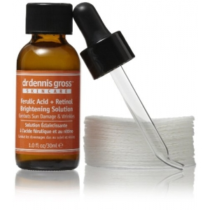 Ferulic Acid + Retinol Brightening Solution by Dr. Dennis Gross Skincare