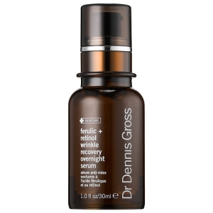 Ferulic + Retinol Wrinkle Recovery Overnight Serum by Dr. Dennis Gross Skincare