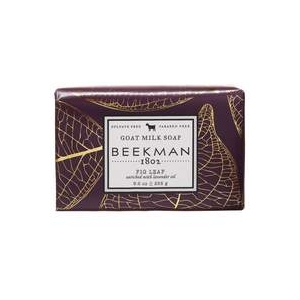 Fig Leaf Goat Milk Bar Soap by Beekman 1802