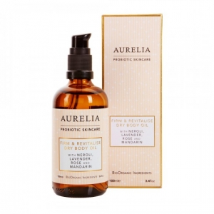 Firm & Revitalise Dry Body Oil by Aurelia Probiotic Skincare