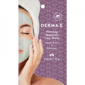 Firming Magnetic Clay Mask with Adzuki Beans & Spearmint by Derma E