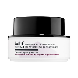 First Aid Transforming Peel Off Mask by belif