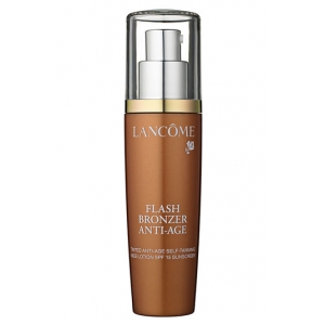 Flash Bronzer Anti-Age Tinted Anti-Age Self-Tanning Face Lotion SPF 15 Sunscreen by Lancôme