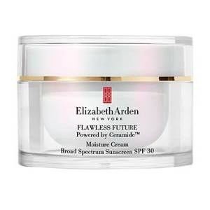 Flawless Future Moisture Cream Broad Spectrum Sunscreen SPF 30 by Elizabeth Arden