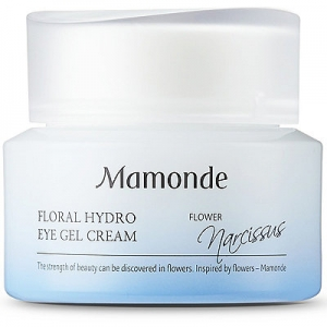 Floral Hydro Eye Gel Cream - Narcissus by Mamonde