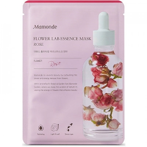 Flower Lab Essence Mask - Rose by Mamonde