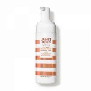 Fool Proof Bronzing Mousse Face & Body - Dark by James Read