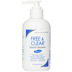 Free & Clear Liquid Cleanser for Sensitive Skin by Free & Clear