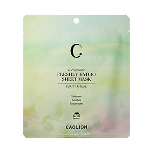 Freshly Hydro Sheet Mask by Caolion