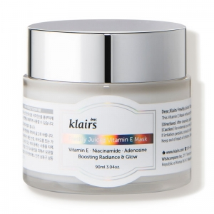 Freshly Juiced Vitamin E Mask by Klairs