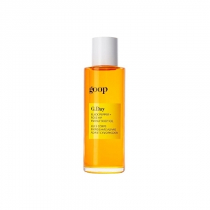 G.Day Black Pepper + Rose Hip Energizing Body Oil by goop by Juice Beauty