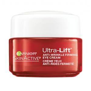 SkinActive Ultra-Lift Anti-Wrinkle Firming Eye Cream by Garnier