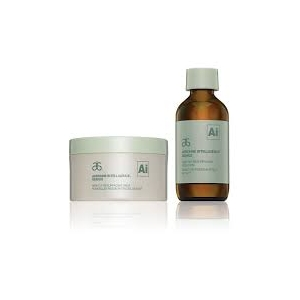 Genius Nightly Resurfacing Pads & Solution by Arbonne