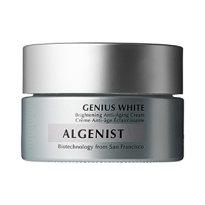 Genius White Brightening Anti-Aging Cream by Algenist