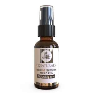 Glycolic 30% Medium Strength Micro Peel by OZNaturals