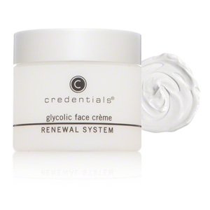 Glycolic Face Creme by Credentials